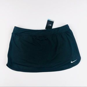 Nike dri fit golf black tennis skort